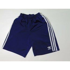 Vintage Adidas Originals S Trefoil Logo Shorts